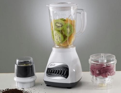 Robot da cucina, come pulirlo?