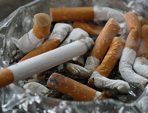 Odore di fumo in casa, cosa fare?